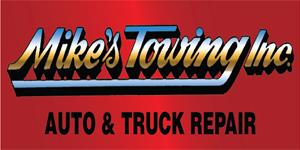Mike's Towing Auto & Truck Repair, Inc